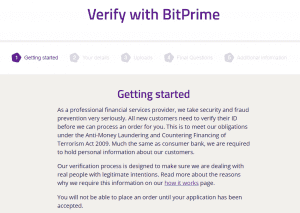 Verify with BitPrime