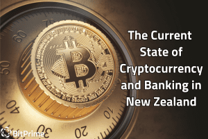 Cryptocurrency Banking in NZ