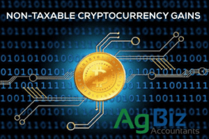 Non-Taxable Cryptocurrency Gains