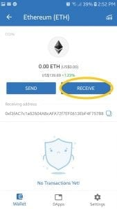 Find Trust Wallet Address