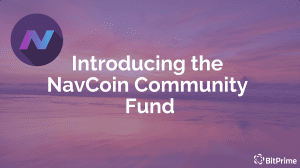 NavCoin Community Fund