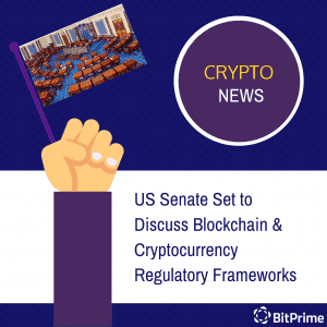 US Senate Set To Discuss Blockchain
