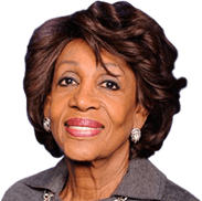 Maxine Waters pause libra development