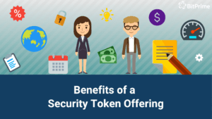 Benefits of a security token offering