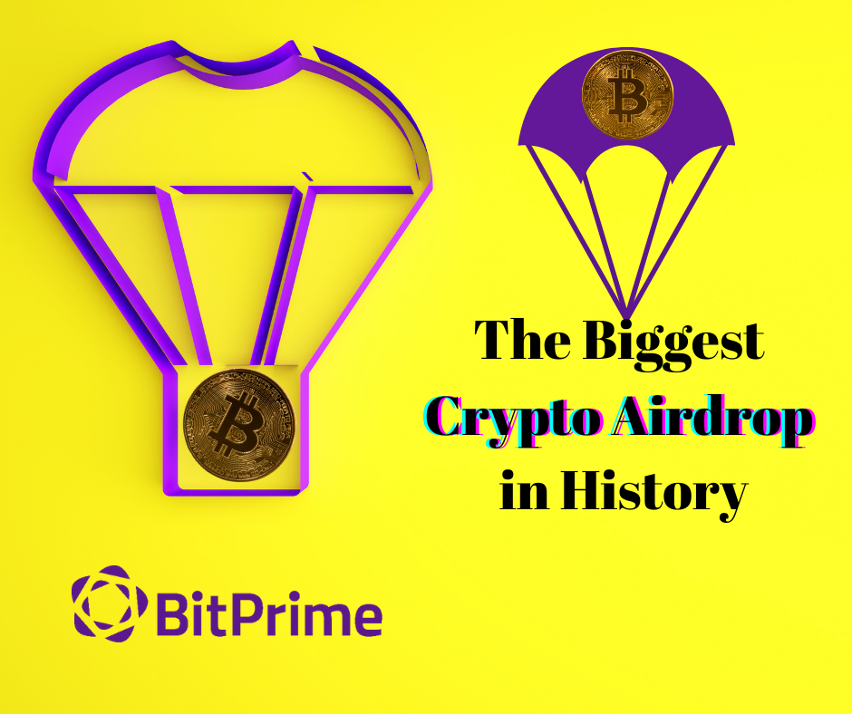 What Is The Biggest Crypto Airdrop In History 1 1