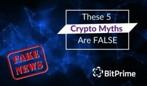 5 Myths On Cryptocurrencies